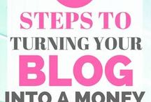 BLOGGING: INCREASING INCOME / Every blog can earn some money. Learn tricks about ad networks, affiliate marketing and sponsored posts.