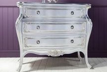 French Chest Of Drawers / These elegant chest of drawers are the perfect statement piece for any bedroom. Offering beautifully crafted designs these chests are both practical and stylish