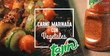 Tajin Recipes (en Español)