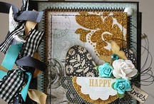 craftiness goodness / lovely crafty eye candy / by Kim FAucher
