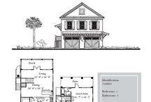Lake House/Carriage House