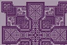 Cross Stitch Wishlist :) / Cross stitch I like and/or want!  / by Faith Nichols