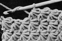 Crochet, Knit, Sew / by Christine Grabig