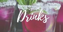 Fabolous Drinks / Delicious drinks, especially the unusual ones that stand out for a special mix of ingredients and for their presentation