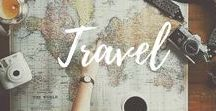 TRAVEL / Miscellaneous inspirations on the travel experience: from useful infographics and gadgets to tips and tricks