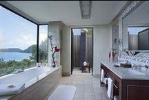 Dream Bathroom / Ideas for my dream bathroom.