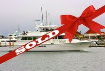 Sold by Kusler Yachts / by Kusler Yachts