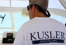 Get in touch with Kusler Yachts / by Kusler Yachts