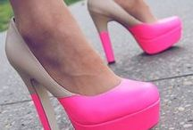 Shoes / by Claire Hall