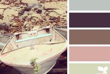 Color Palettes / Perfect Combinations ;) / by Luanna Dalla