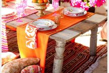 Tablescapes/ Entertaining / Inspirations for making your table settings tell a story