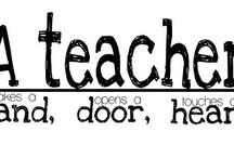 I love teaching / by Ana Teresa Martínez