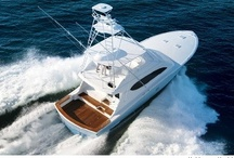 Hatteras Yachts via Kusler Yachts / by Kusler Yachts