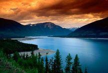 dynamic landscapes / Picturesque landscapes
