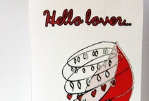 Hello lover! / by Mindy Andrus