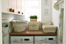 Home inspiration - bath/laundry