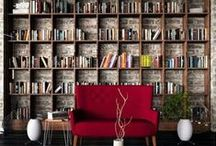 Dream Library / Ideas for my dream library.