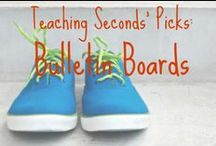 Schoolin' Bulletin Boards / Bulletin board inspiration for all kinds of classrooms. / by Elizabeth O'Meara