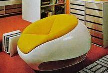 Interiors: 60s + 70s