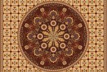 Render / Inlaid wood floor made render