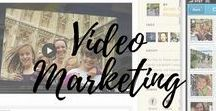 Video Marketing / Video Marketing trends, strategy, tips & tricks, tools on different devices and best practices or inspirations. Included: screencasting, webcasting, webinar, video streaming...the most commonly used platforms and apps...