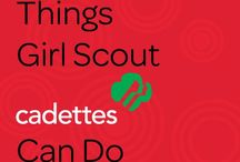 On My Honor / Girl Scout RI supertroop ideas