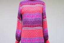 Megan Draper's Closet / What would Megan wear? Let's take a peak inside her closet...