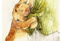 Beatrix Potter Inspiration