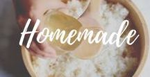 Homemade / A wide and different range of options regarding the homemade world