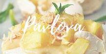 Pavlova / Yummy and beautiful pavlova cakes & cupcakes