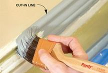 Renovation Handyman Tips / Home renovations from painting, to tiling to DIY.