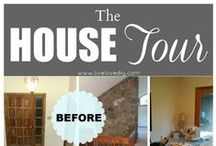 Before and After Home Makeovers / Before and after cosmetic renovations to rooms, bathrooms, kitchens and houses.