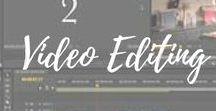 Editing / Image and video editing