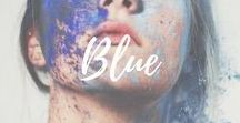 BLUE & its shades