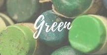 GREEN & its Shades