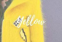 YELLOW & its Shades