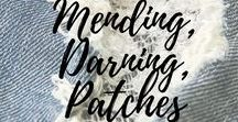Mending, Darning & Patches