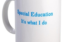 Special Education / by Melanie Abad