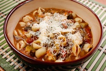 Comfort Soups and Crockpot Love / by Leisa