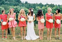 Bridesmaids / by HourGlassGirl Productions