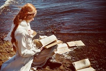 ↚ Literature ↛ / A book must be the axe for the frozen sea within us. / by ⋆ Eɭeɳa⋆