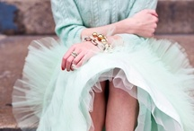 Spring Favorites / The prettiest Spring colors, textures and shapes