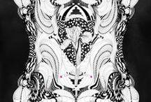 patterns by Noumeda Carbone / patterns by Noumeda Carbone