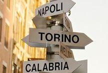 Ciao Itália / To my Italian parents / by Gina Masello