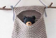 DIY I Tricot & Crochet / Knitting / Crochetting