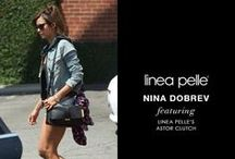 STYLE INFLUENCERS / by Linea Pelle (lineapelle.com)