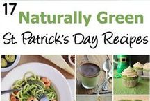 @ St Patricks Day Recipes / Find the luck 'o the Irish and make some of these green recipes for St. Patrick's Day! / by It's Yummi! (Cooking with Chef Bec)