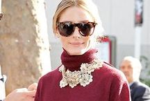 Style Crush: Olivia Palermo   Fashion / This winter, it seems that all of our fave outfits are being worn by the gorgeous Olivia Palermo. Get inspo on how to layer up and still look super cool from our latest Style Crush.
