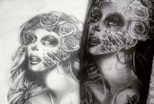 Body Art / Tattoos and Piercings