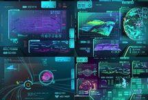 Futuristic - Space - Tech - Art / All futuristic stuff. - Space Stuff - Futuristic Art - Futuristic Technology - Futuristic Fashion - Futuristic Games - Science - Cool Minerals (crystals, rocks etc.) - Scifi and Real